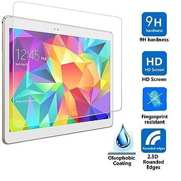 "Theoutlettablet® Protector de pantalla Cristal Templado para Tablet Bq Edison 3 10.1"" Quad Core"