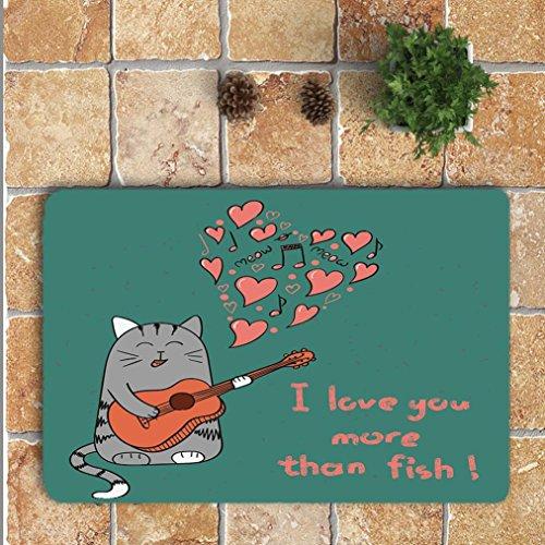 YJYdada Romantic Valentine's Day Area Rug Mat For Living Dining Dorm Room Bedroom Home (E) (Tube Room Set Dining)