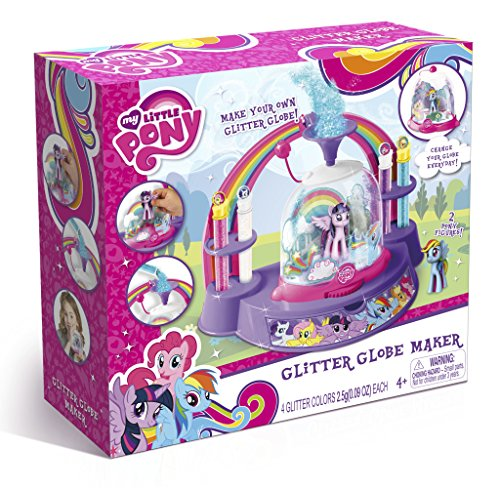 Canal Toys My Little Pony Glitter Globe (Globe Craft)