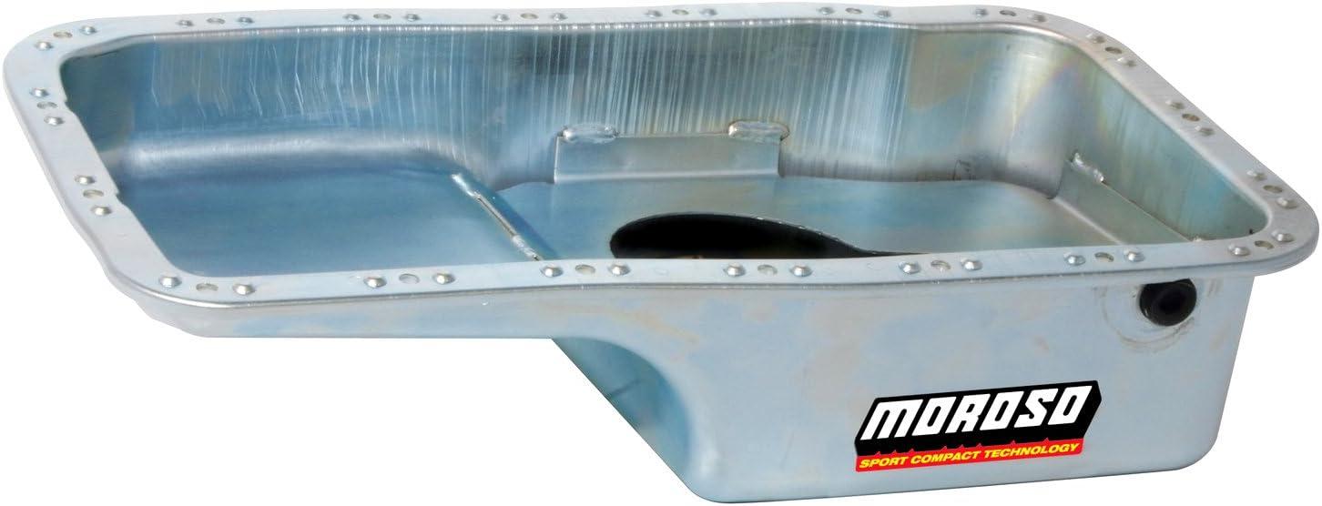 Moroso 4 Quart Race Oil Pan Fits Honda /& Acura B16 B16A B18 B18A B18B B18C B20B