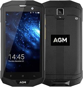 AGM A8 se IP68 impermeable Smartphone 4 G Android Móvil 5 pulgadas ...