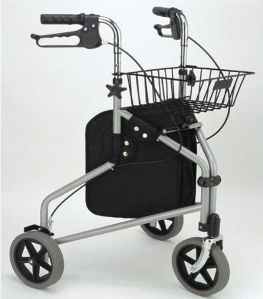Scala Andador LR10 Andador plegable de viaje con 3 ruedas ...