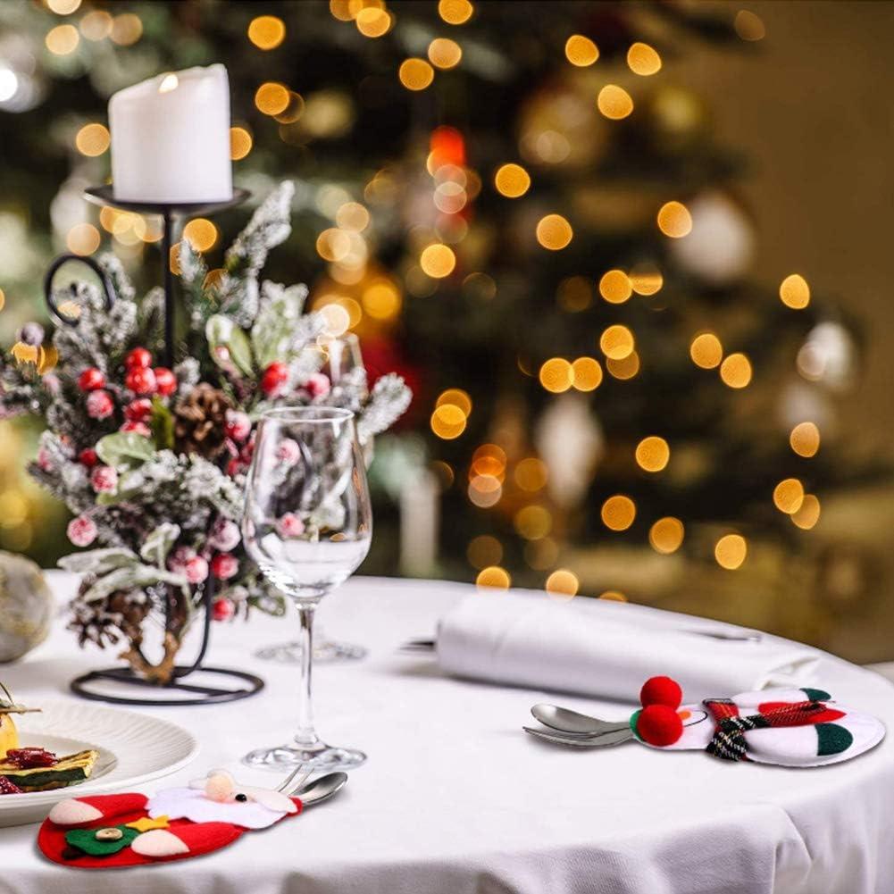 Simpatica Custodia per la tavola per la Decorazione della tavola Simpatica Borsa per la tavola per la Decorazione della Festa YUIP Decorazione Pasquale