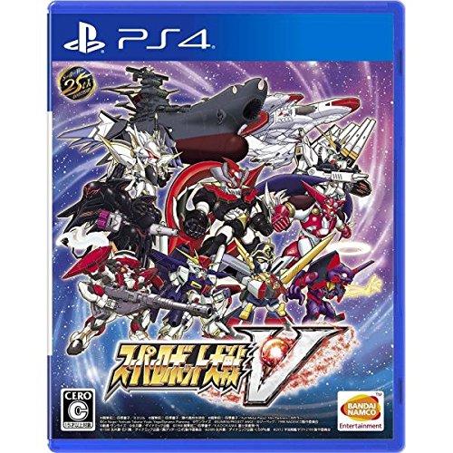 Super Robot Wars V (English Subs) for PlayStation 4 [PS4] by Namco Bandai Games