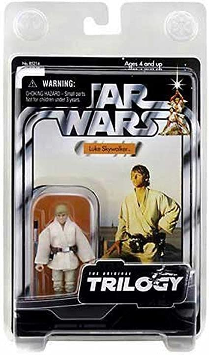 Star wars Original Trilogy Collection Luke Skywalker 2004.