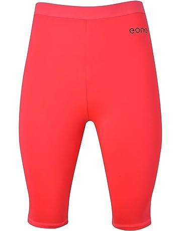 19d559884b5e Pantalones cortos de yoga para mujer | Amazon.es
