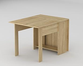 klapptisch kuche homfa wandtisch xcm kchentisch klapptisch esstisch balkontisch gartentisch kg. Black Bedroom Furniture Sets. Home Design Ideas
