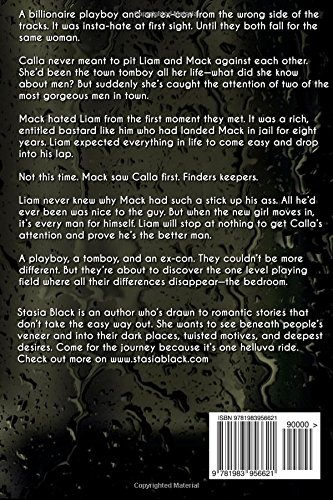 28b98d8ae Amazon.com: Ducking Ugly: Menage Ugly Duckling Romance (Stud Ranch  Standalone) (Volume 2) (9781983956621): Stasia Black: Books