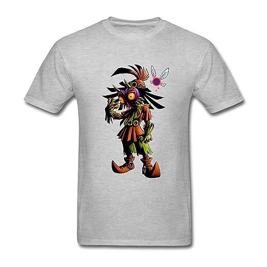 d6a0caff26 Amazon.com  Vanguard Art Men s Majora s Mask Owl The Legend of Zelda Black  T shirt  Books