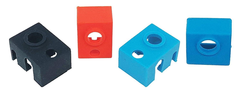 3Wthings - Juego de 4 calcetines de silicona para impresora 3D E3D ...