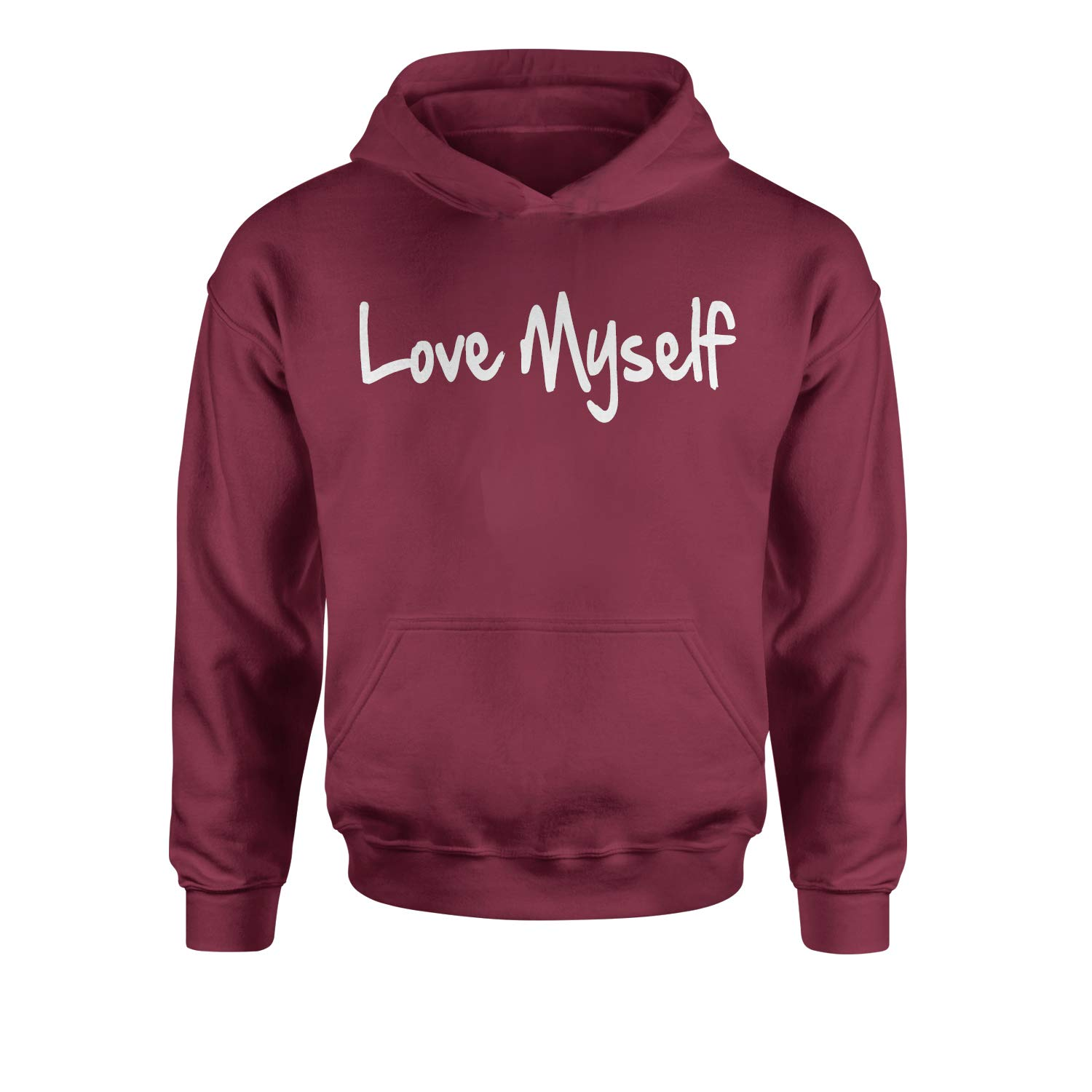 Expression Tees Love Myself Youth-Sized Hoodie