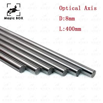 AiCheaX - Juego de 4 ejes lineales, eje lineal, eje de guía lineal ...