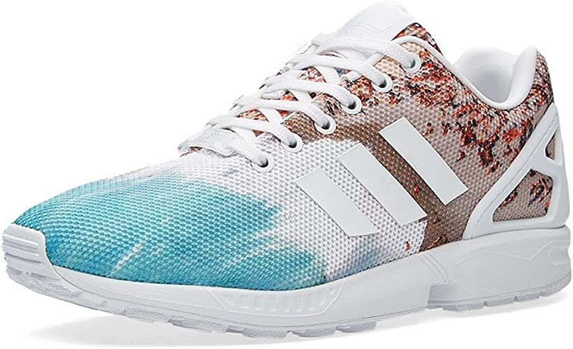 Può essere calcolato moneta Modernizzazione  Chaussure Originals ZX Flux Multicolor S75493: Amazon.co.uk: Shoes & Bags