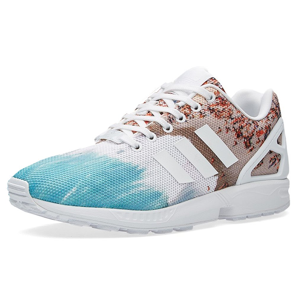 finest selection fe1ae 5e96e Chaussure Originals ZX Flux Multicolor S75493