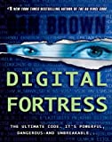 img - for Digital Fortress: A Thriller book / textbook / text book