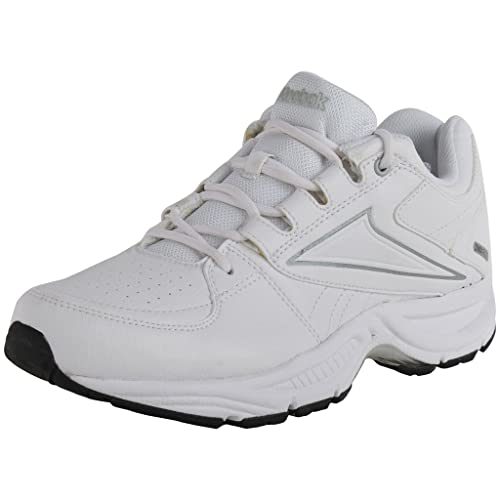 955542a9ae57d Reebok Men s Comfort Run Lp White and Silver Running Shoes - 14 UK  Buy  Online at Low Prices in India - Amazon.in