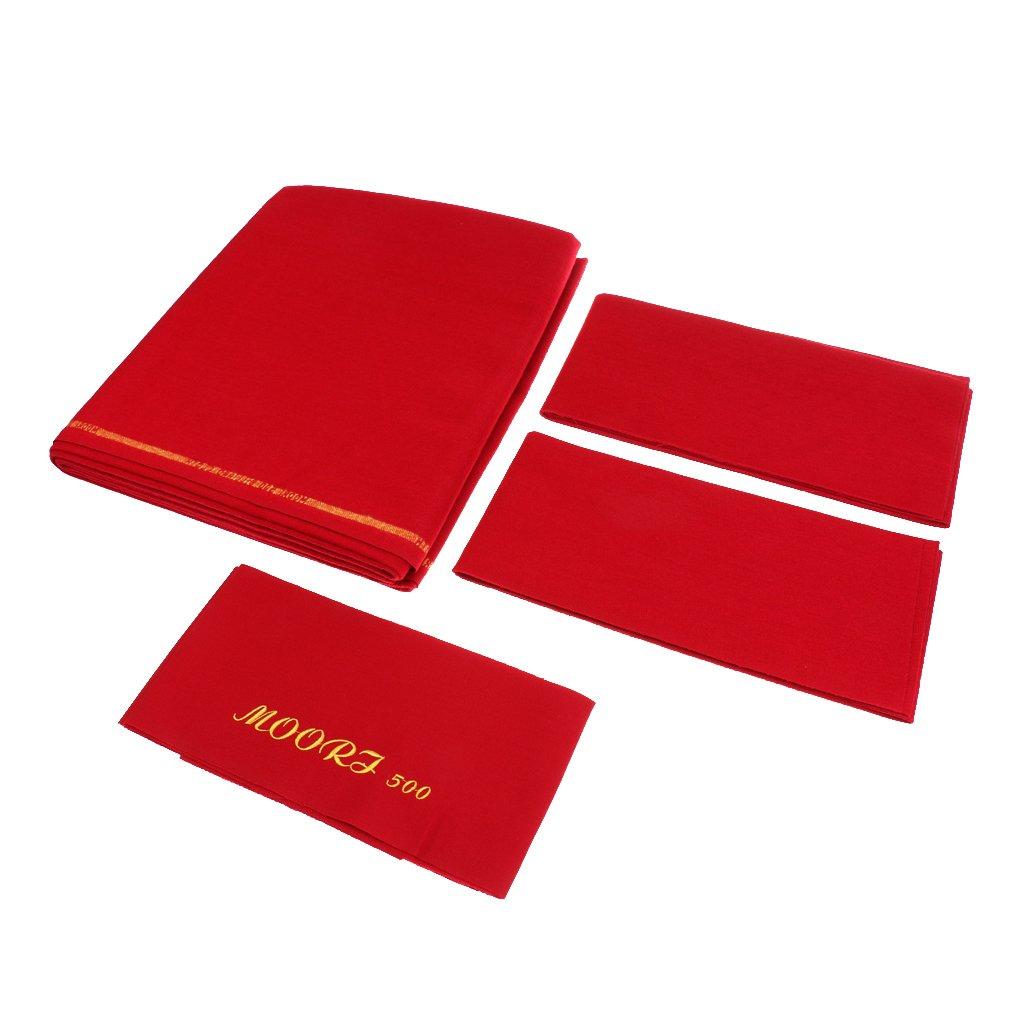 Sharplace Billardtuch f/ür Billardtisch Billardtischabdeckung f/ür 9ft Tisch Billardtisch