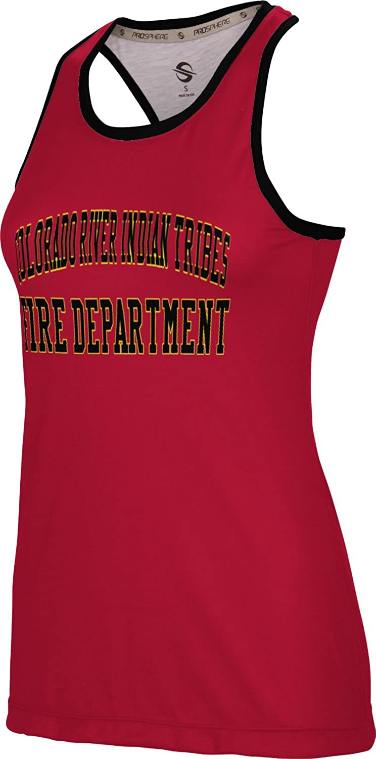 Women's Colorado River Indian Tribes Fire Department Crisscross Loose Training Tank