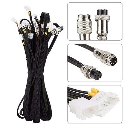 Amazon.com: XBKPLO Creality - Cable de extensión para ...