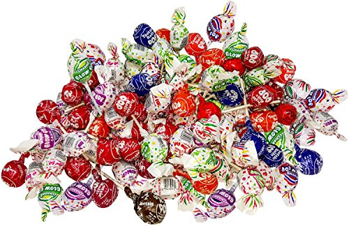 Assorted Charms Blow Pops & Tootsie Pops Bulk Candy 10 Flavo