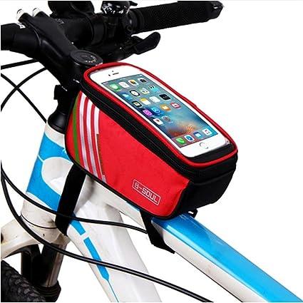 Bolsillo para bicicleta de Gusspower. Resistente al agua, para ...
