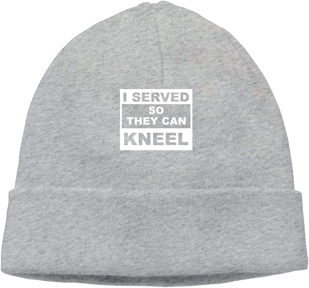 Oopp Jfhg L Served So They Can Kneel Beanies Knit Hats Ski Caps Unisex