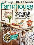 Country Sampler Farmhouse Style Magazine 2018