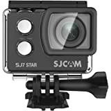 """4K Sport Action Camera,SJCAM SJ7 Star WIFI Waterproof Camera- 4K/30FPS Ambarella Chipset /2""""Touch Screen/Sony Sensor/Remote Control Supported/Microphone Supported/Gyro Stabilization"""
