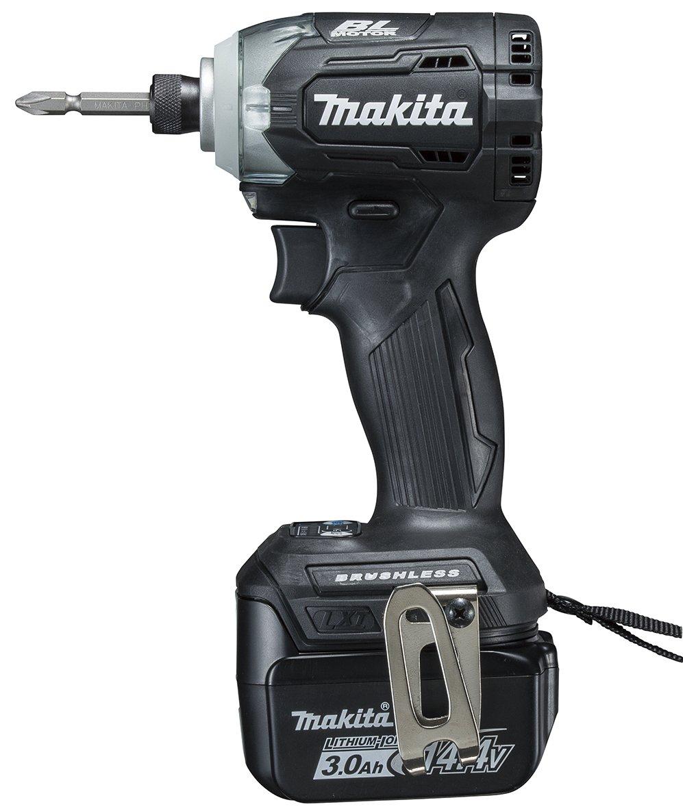 マキタ TD160DRFXB 充電式インパクトドライバ 黒 14V 3.0Ah B01BW8RLQO  黒