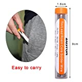 AUSTOR 6 Pack 60-40 Rosin Core Solder, Solder