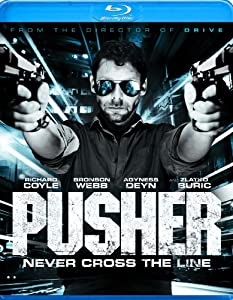 Cover Image for 'Pusher'