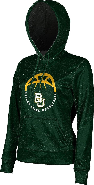 School Spirit Sweatshirt Heather ProSphere Baylor University Basketball Girls Pullover Hoodie