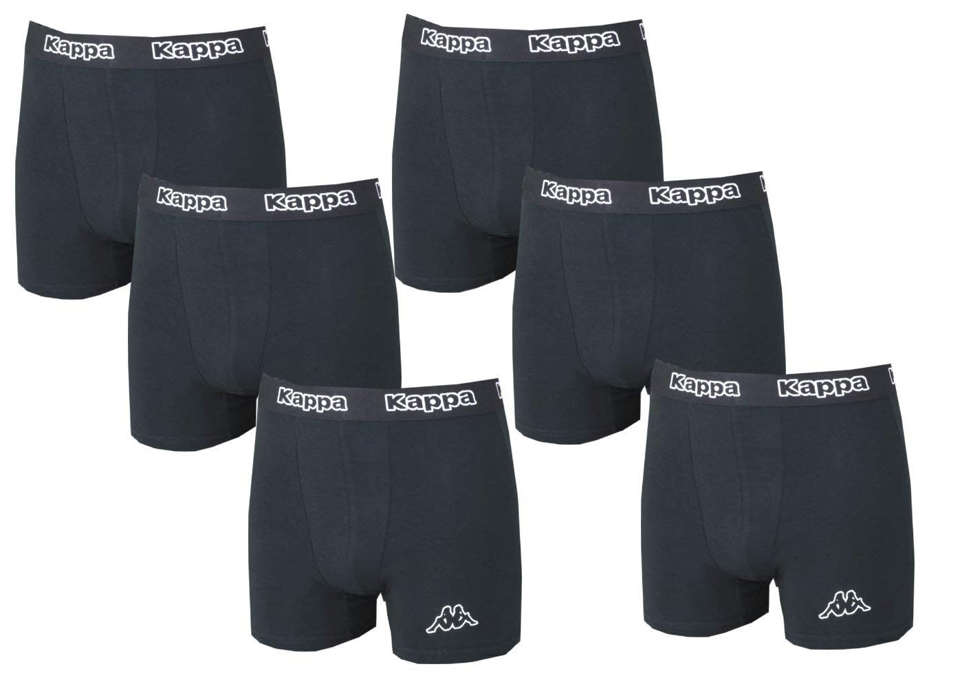 Herren PUMA Men Short-Boxer 6er Pack Herren Short-Boxer blue M Retroshorts
