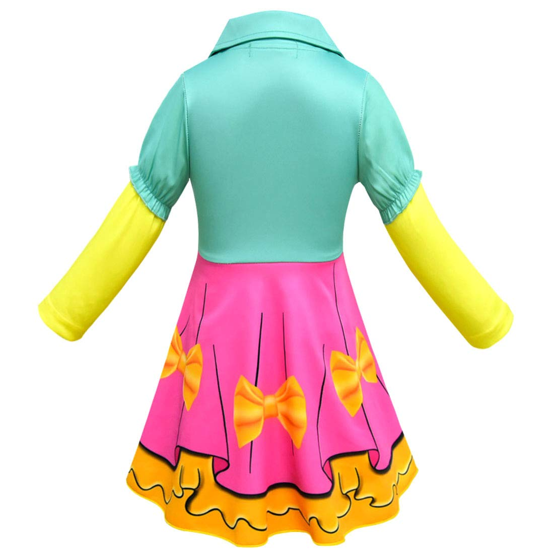 1950e6ffba17 Girls Halloween Dress for L.O.L Doll Surprised.Party School Uniform Cosplay  Costumes