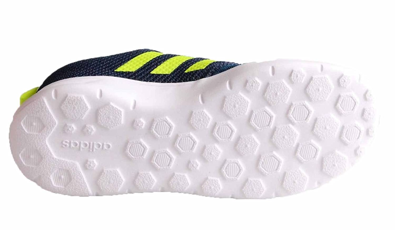 adidas Neo Boys Swifty K Athletic Training Shoes 1, Blue/Yellow ...