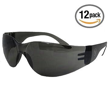 e39ca24a500e VF Safety - 12 Pack Professional Safety Glasses - ANSI 87.1 - UV ...