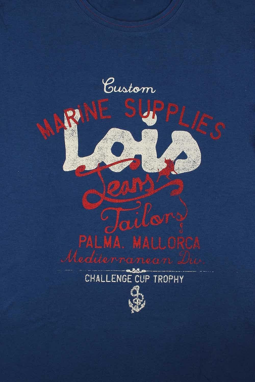 Admas - Pijama Corto Para Hombre Marine, Color Azul, Talla S: Amazon.es: Ropa y accesorios