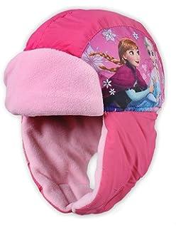 Minnie Bonnet - Chapka enfant fille Disney Rose de 3 à 9ans 54 cm ... f8fd597adc3