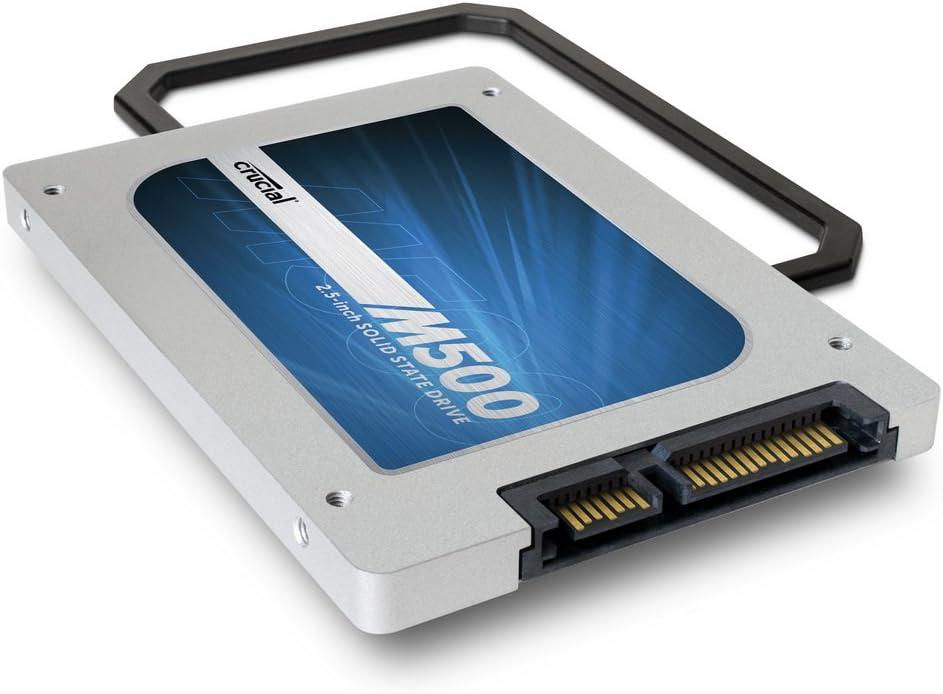 Crucial CT960M500SSD1 - Disco Duro Interno de 960 GB, SATA, 2.5 ...