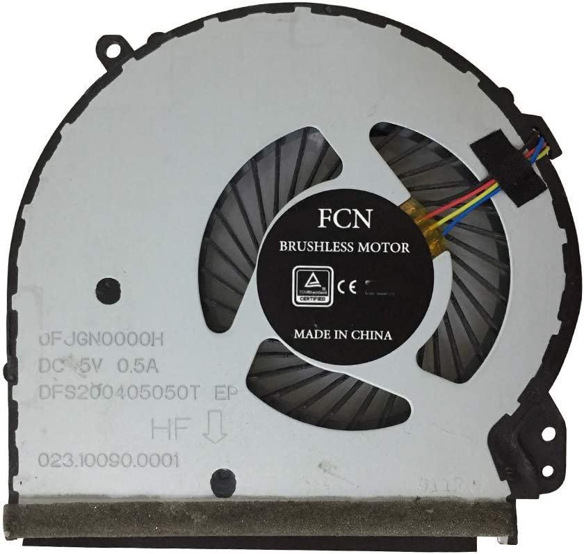 Cooler para  HP 17-BS 17-AK 17-X 17-Y 17-BS061st 17-AK061NR.