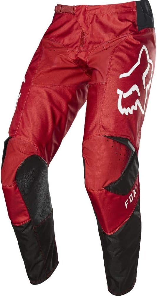 Fox Racing 180 Prix Jersey//Pants Set M//32 Red