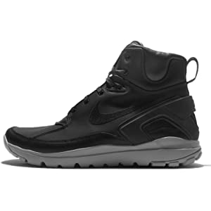 cheaper f21cd 2a34a NIKE Men s Koth Ultra Mid Si LAB, Black Black-Wolf Grey, 8.5