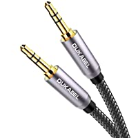 DuKabel Top Series 3.5mm AUX Cable Lossless Audio Gold-Plated Auxiliary Audio Cable...