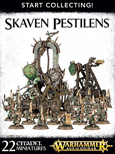 Warhammer Age of Sigmar Start Collecting Skaven Pestilens