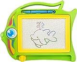 Yosemite Magnetic Drawing Board Sketch Pad Doodle Writing Craft Art for Children Kids - Random Color
