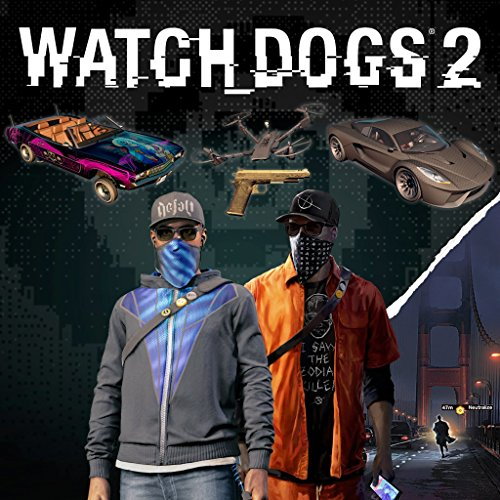 Watch Dog's 2 - Root Access Pack - PS4 [Digital Code]
