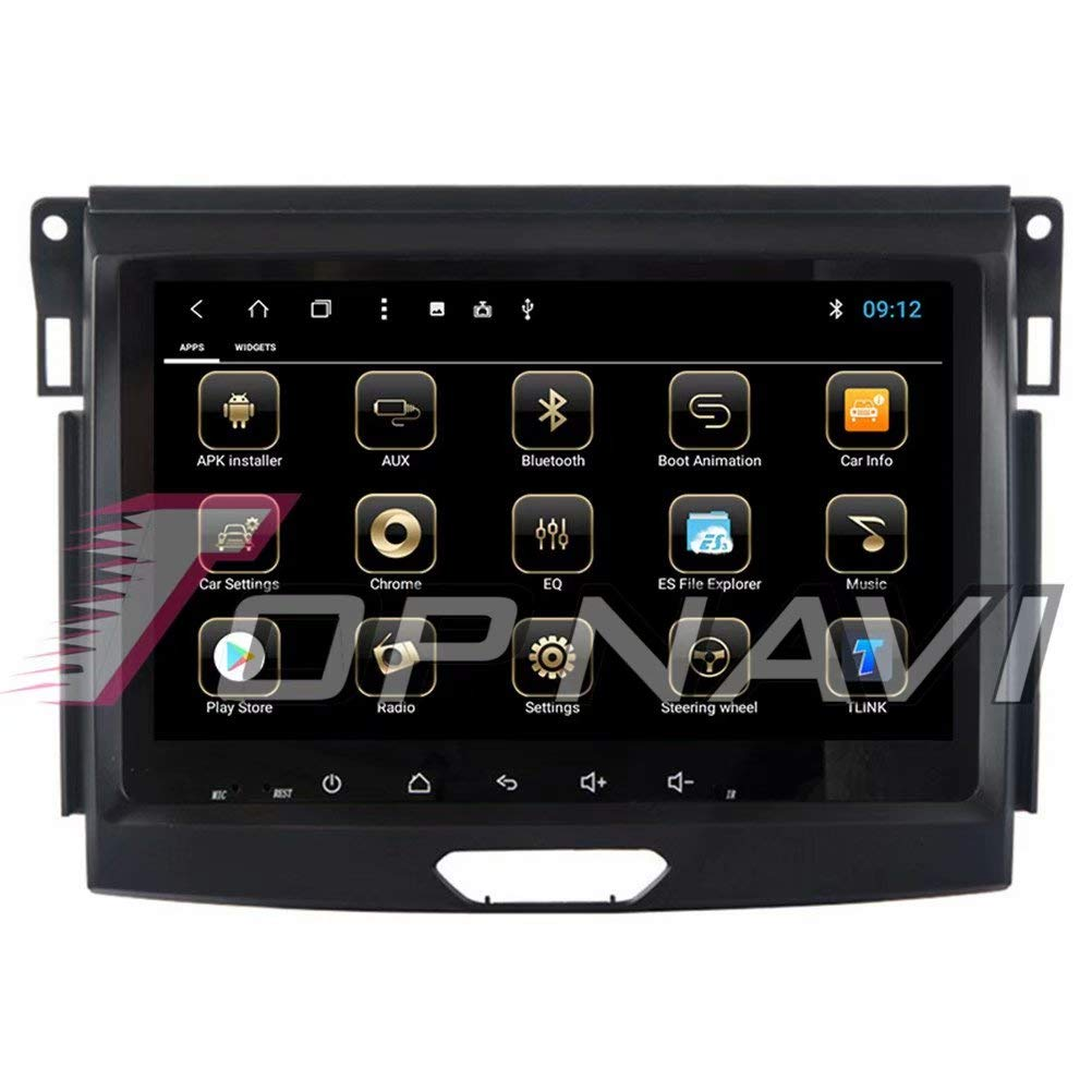 Amazon com: TOPNAVI for Ford Everest 2015 2016 2017 Android