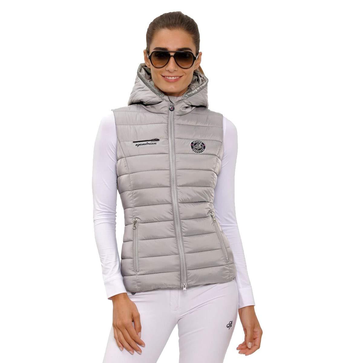 激安の Spooks(スプークス) グレー Lilly Vest Vest リリィベスト グレー リリィベスト Mサイズ B079SFWM1R, 植物素材のやさしい印鑑京都印章堂:9722a7fe --- svecha37.ru