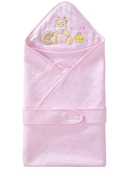 Recién nacido Spring o Verano finas Saco de dormir para bebé carcasa Cochecitos con einschnürung banda