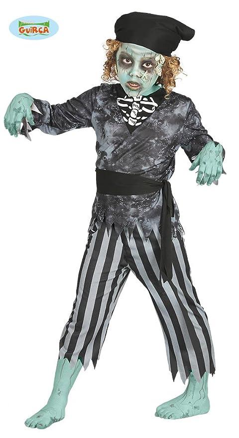 intera collezione metà prezzo liquidazione a caldo Guirca Costume pirata fantasma zombie halloween bambino ...